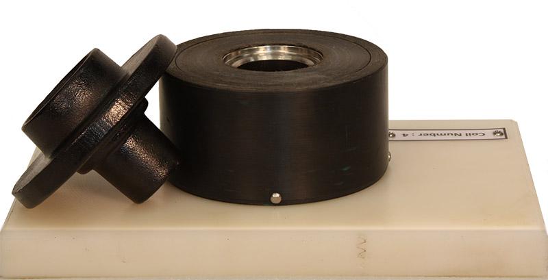 Hardness testing of Wheel Hub